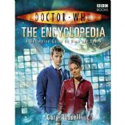 Doctor Who Encyclopedia BBC Hardcover HC Book Dr
